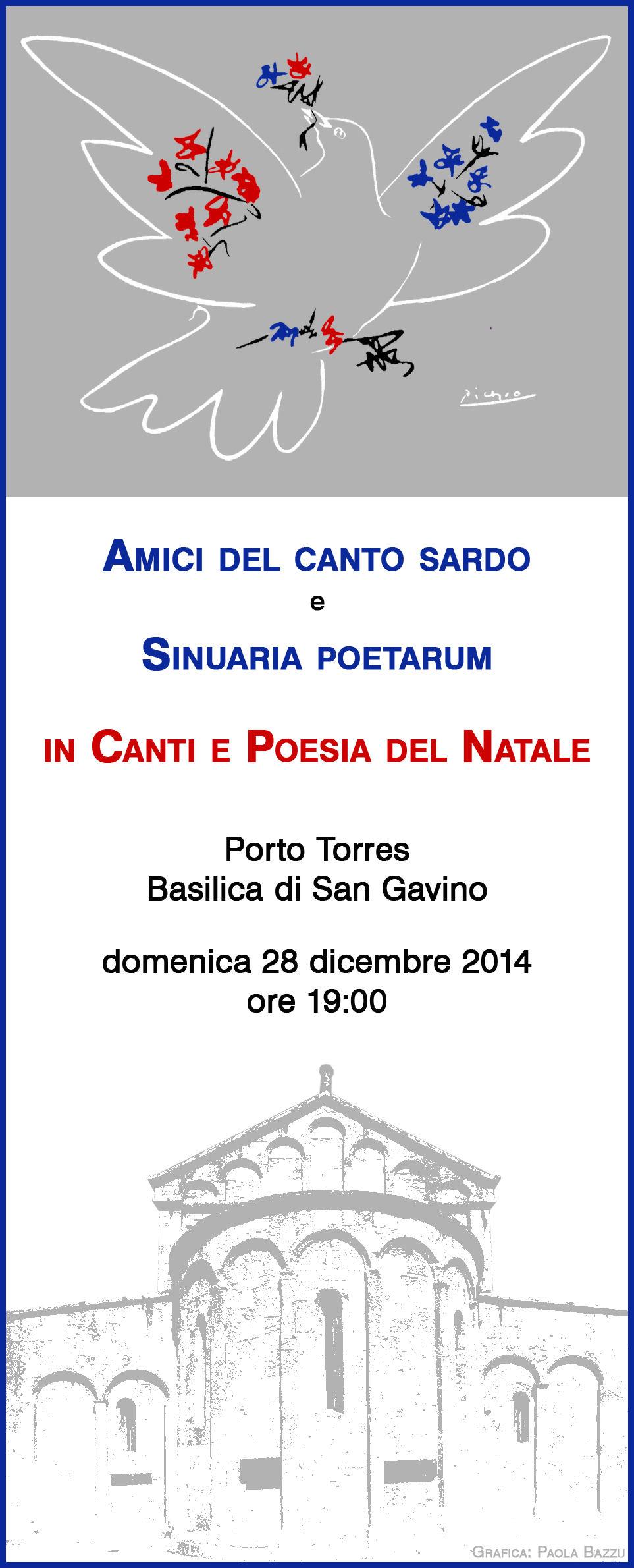 Poesie Di Natale In Sardo.Www Luigiladu It